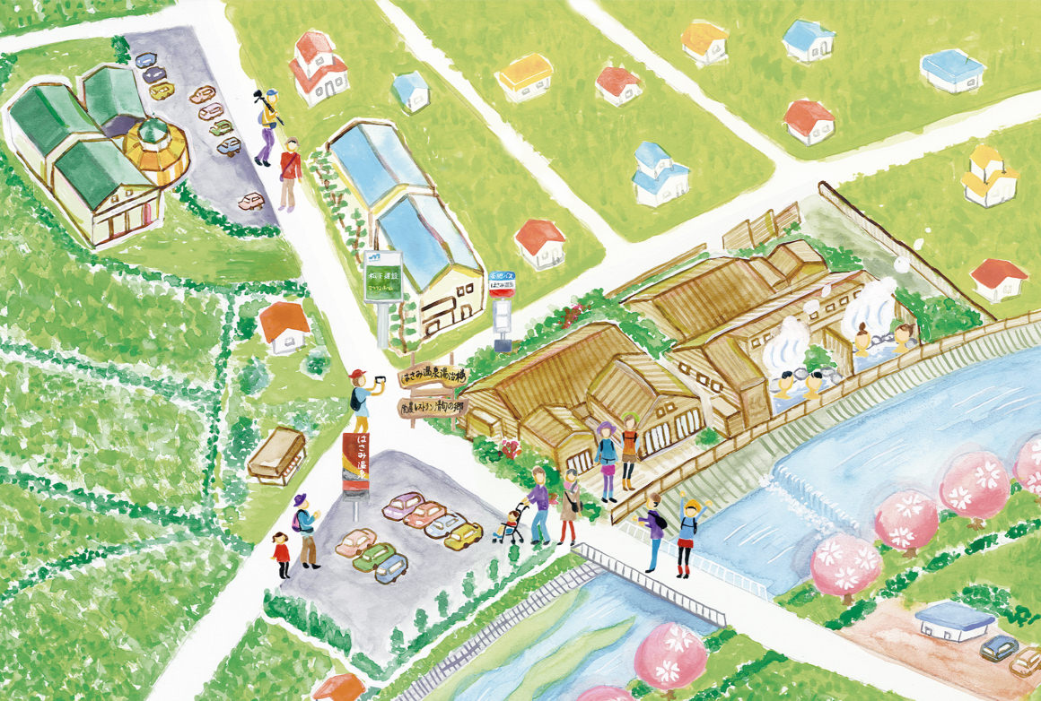 ミナミ田園のイメージ