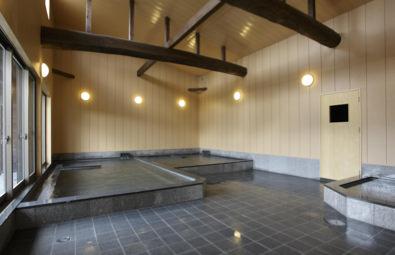 湯治楼の温泉